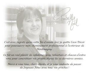 Isabelle Noël